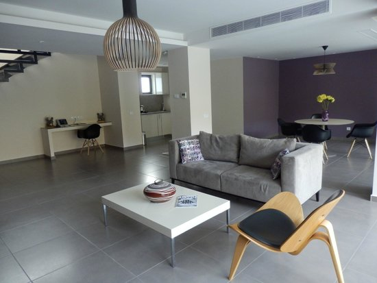 TUI Sensimar Tesoroblu Hotel & Spa: Downstairs in Executive Suite...