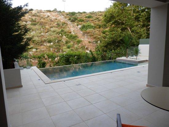 TUI Sensimar Tesoroblu Hotel & Spa: View from Executive Suite
