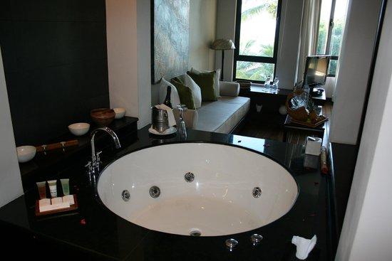 Le Cardinal Exclusive Resort: Offenes Bad der Penthouse-Suite