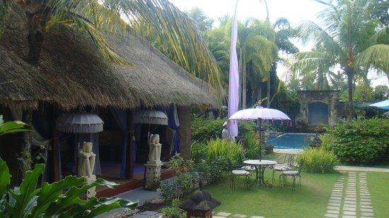 The Mansion Resort Hotel & Spa : спа салон в отеле
