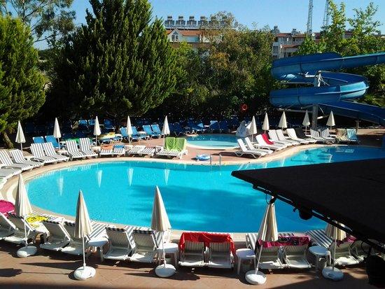 Dosi Hotel: Family pool