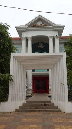 Memoire d' Angkor Boutique Hotel : 酒店外观