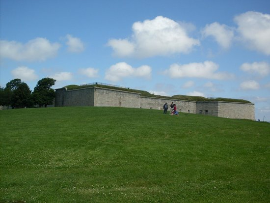 The Fort at Castle Island