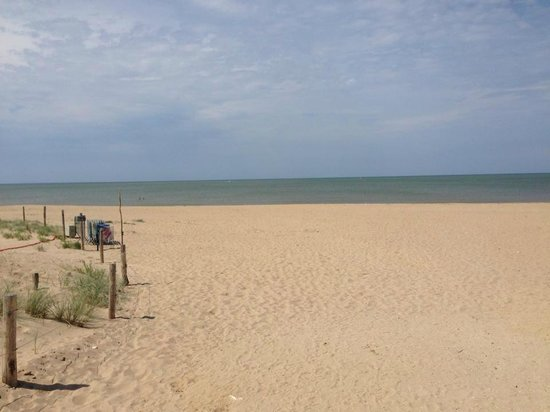 Camping Le Fief Angibaud : Fromentine Beach