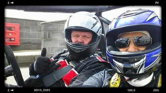 Anglesey Circuit - Trac Mon: We both Enjoyed it!