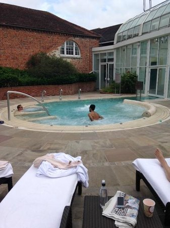 Four Seasons Hotel Hampshire, England: Spa