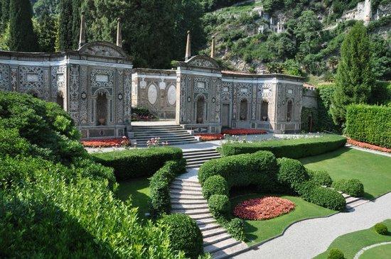 Villa d'Este: View from Executive doubleroom balcony