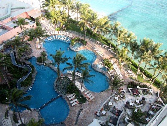 Sheraton Waikiki: Family pool