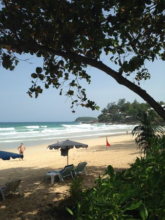 Katathani Phuket Beach Resort : beach