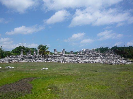 Zona arqueológica El Rey: エルレイ遺跡
