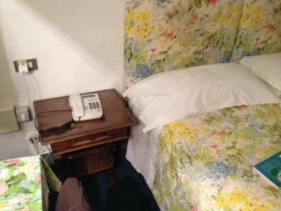 Villa Villoresi: la camera