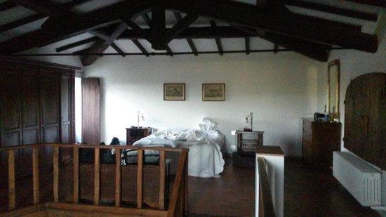 Villa Talente: Chambre en mezzanine