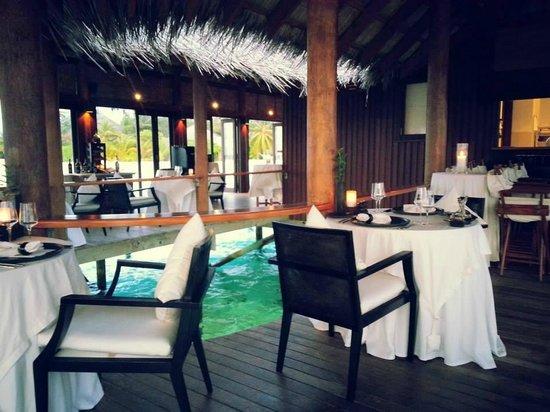 Muraka Restaurant: inside Muraka
