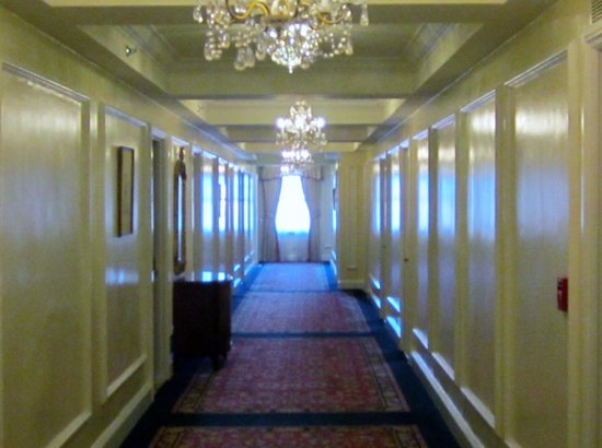 Taj Boston : Hallways