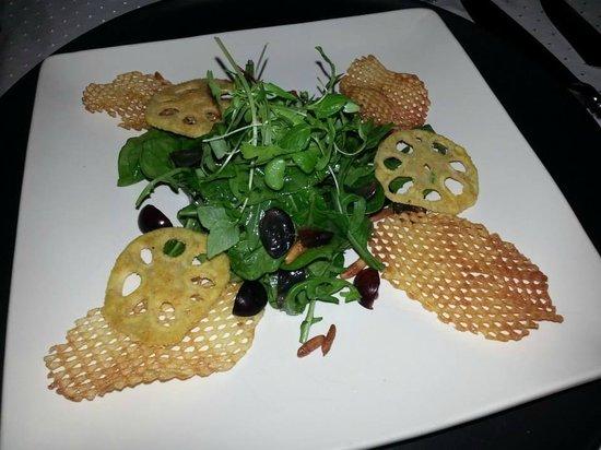 Muraka Restaurant: rocket salad