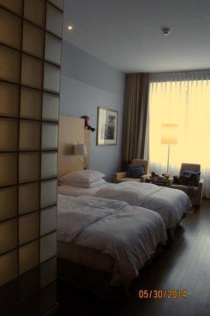 Hilton Cologne: Room interior