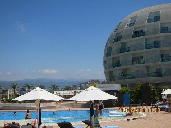 Gold Island Hotel: resim 1