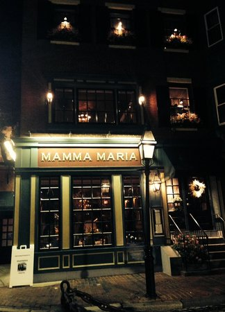 Front of Mamma Maria