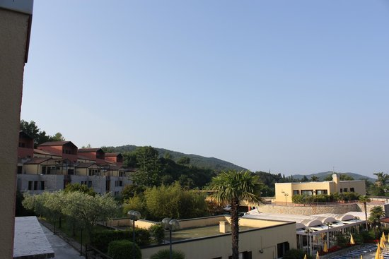 Le Torri del Garda Hotel: Вид из номера