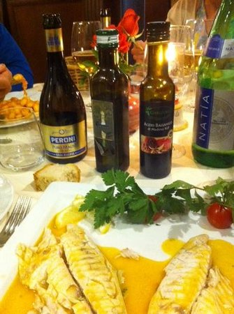 Ristorante Fuoro: a truly special unhurried meal, professionally presented
