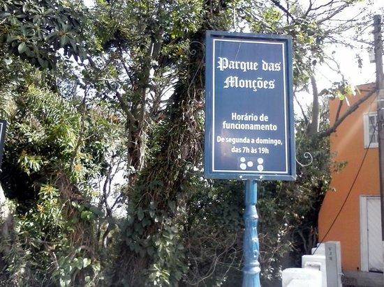 History and Teaching Museum of Moncoes: Parque das Monções