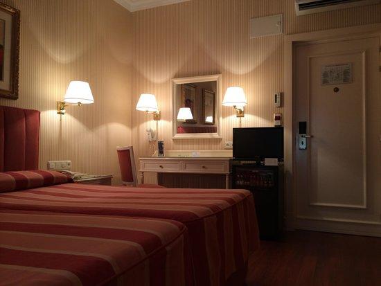 Hotel Atlantico: 部屋2