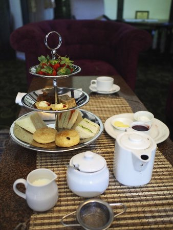 The Lakehouse, Cameron Highlands: Afternoon tea
