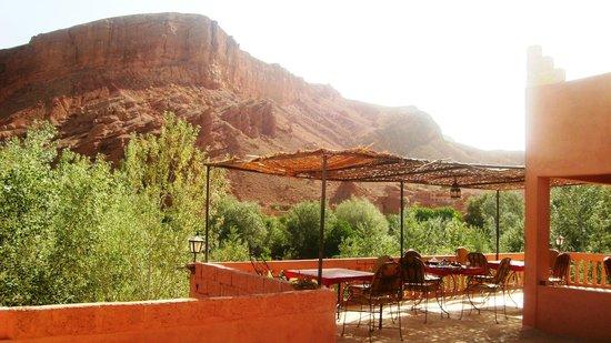 Kasbah Aït-Arbi : La Terrasse