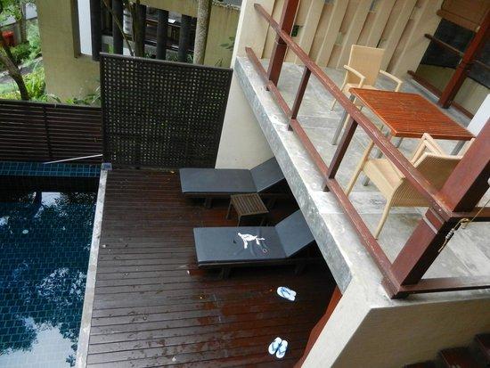 Villa Zolitude Resort and Spa : Villa with pool