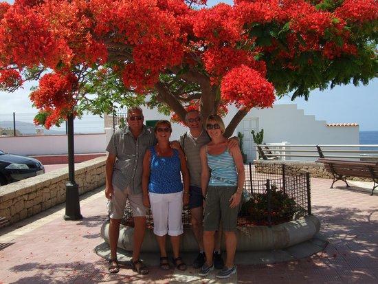 Pueblo Torviscas: Taken La Caletta