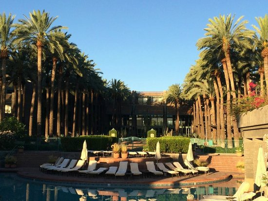 Hyatt Regency Scottsdale Resort and Spa at Gainey Ranch: Hotellet