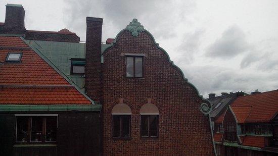ProfilHotels Hotel Riddargatan: Вид из номера