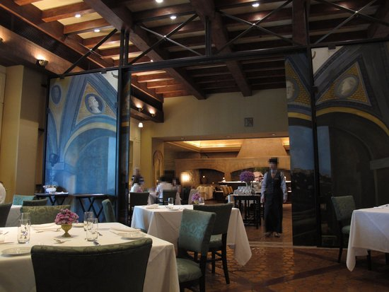 inside Rossini's