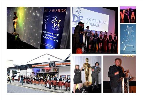 Oban Phoenix Cinema: Awards evening