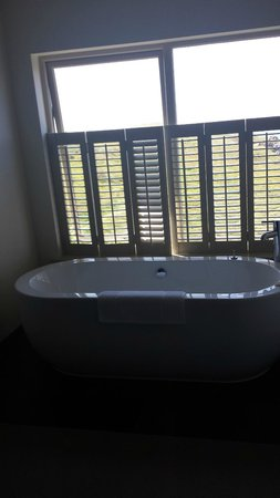 Lewinnick Lodge: The bath