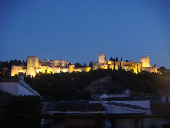 Carmen de Aben Humeya: Notte