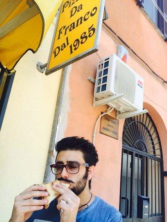 Pizzeria Da Franco dal 1985: Pizza eccellente