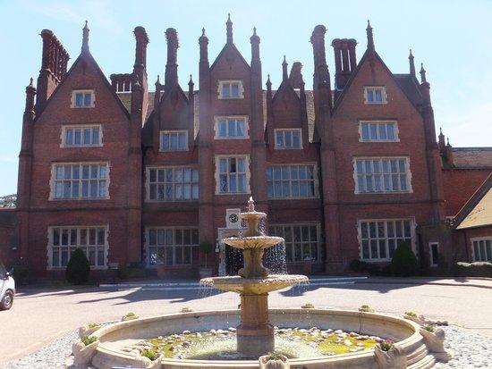 Dunston Hall: the hotel