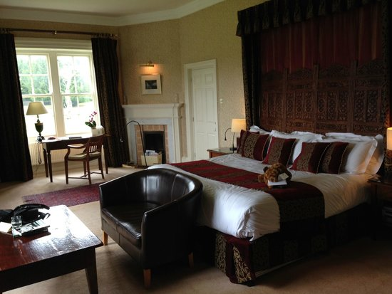 Swinton Park Country Club and Spa: Bradford room