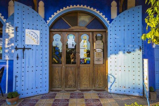 Casa Annasr: La porte d'entrée