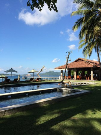 Cocotinos Sekotong, Boutique Beach Resort & Spa : Simply relaxing