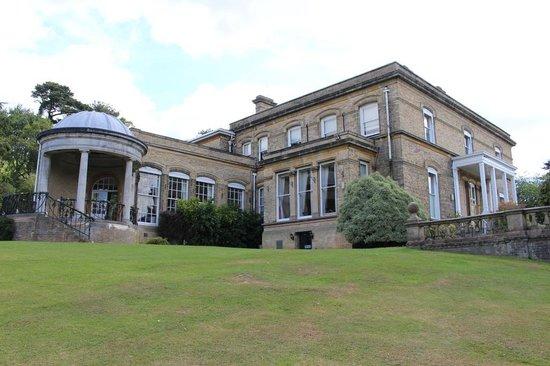 Ponsbourne Park De Vere Venues: Ponsbourne Park - main house from the grounds