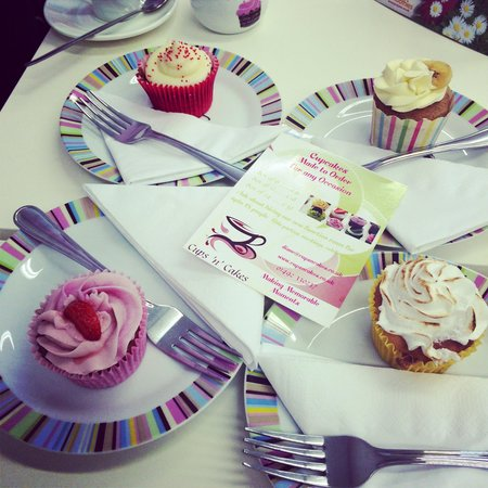 Cups'n'Cakes: Yummy cakes :-)