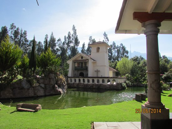Aranwa Sacred Valley Hotel & Wellness: Paisaje