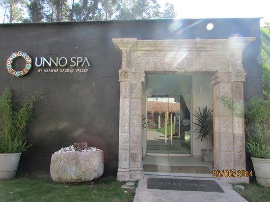 Aranwa Sacred Valley Hotel & Wellness: Spa