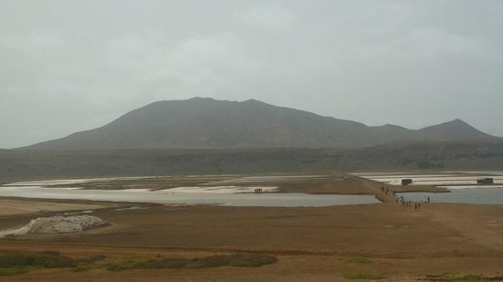 Pedra Lume Salt Crater: View 1