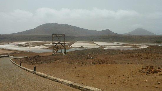 Pedra Lume Salt Crater: View 3