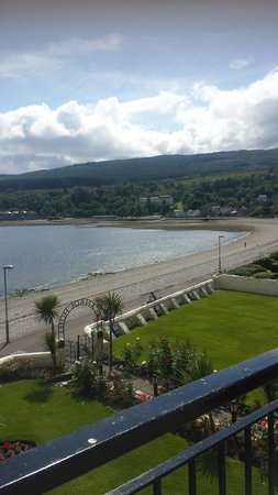 Esplanade Hotel : Hotel view