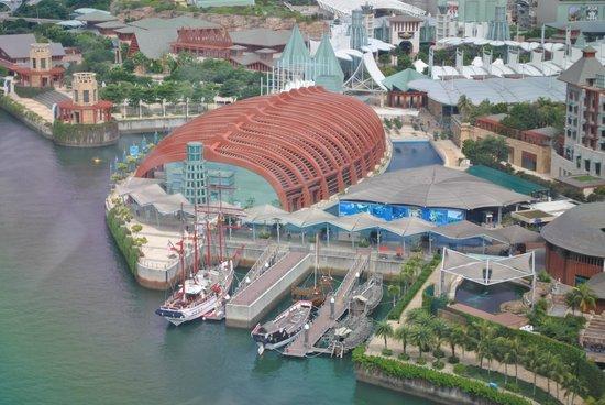 Resorts World Sentosa: Sentosa Island