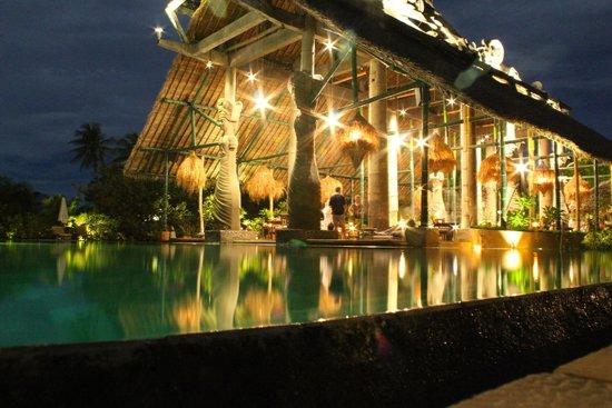 Hotel Tugu Lombok : The Hotel